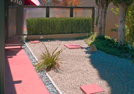 Maintenance Free Backyard Ideas Front Yard Landscape Design Ideas With No Grass Landscaping
