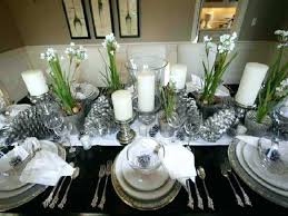 Dining Table Settings Pictures Simple Dinner Table Setting Ideas Katecaudillo Me