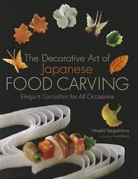 cuisine decorative decorative of japanese food carving the garnishes for