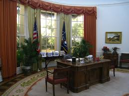 Oval Office Layout The Ronald Reagan Presidential Library