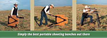 Shooting Bench Rest Reviews Royal Stukey Shooting Benches Powell Wyoming Shooters Bench