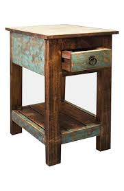 rustic wood side table rustic end table reclaimed wood coffee table rustic coffee tables