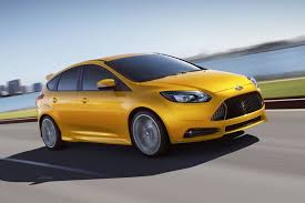 gas mileage for 2014 ford focus 2014 ford focus st overview cars com