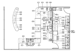 restaurant floor plan with dimensions good fast food restaurant