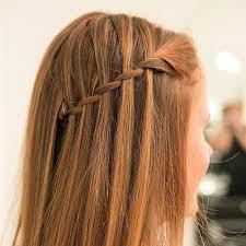 thin hair braids 20 pretty cute waterfall hairstyles for girls 2017 easy