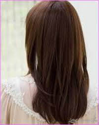 hairstyles with layered in back and longer on sides layered haircuts for long straight hair back view