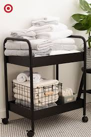 Storage Solutions For Small Bathrooms Best 25 Bathroom Cart Ideas Only On Pinterest Bathtub Redo