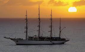 sea ocean yahta ship parusnik frigate ships nature photo images