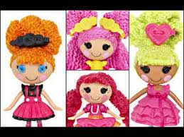 lalaloopsy loopy hair mini lalaloopsy loopy hair my pony fashems