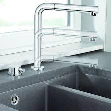 robinet escamotable cuisine robinet escamotable à bec blancoperiscope s f ii blanco
