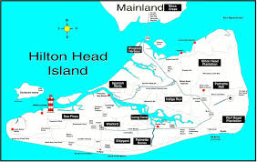 Beaufort Sc Map Popular 186 List Bluffton Sc Map