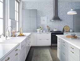 ikea cuisine bodbyn a kitchen with metod high gloss fronts a white herrestad
