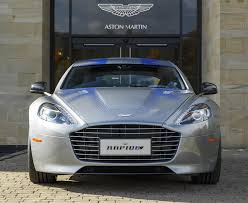 aston martin concept all electric aston martin rapide now this is a tesla competitor