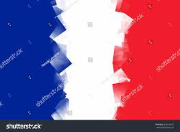 France Flag Images France Flag Color Blue White Red Stock Illustration 340849832