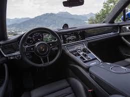 porsche hatchback interior porsche panamera hatchback 4 0 v8 turbo executive pdk car leasing