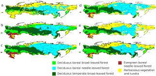 Russian Boreal Forest Disturbance Maps by Regional Adaptation Of A Dynamic Global Vegetation Model Using A