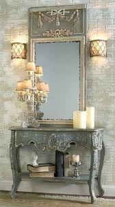 The Brick Vanity Table Wall Mounted Dressing Table With Mirror Wall Hung Dressing Table