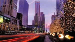 magnificent mile lights festival 2017 holiday events the westin michigan avenue chicago