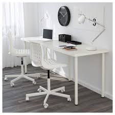 Gaming Desk Ikea by Linnmon Table Top White 200x60 Cm Ikea