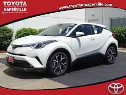 toyota credit loan new 2018 toyota c hr xle premium 4d sport utility in naperville