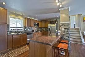bi level kitchen ideas open white kitchen remodel nor contemporary split level in