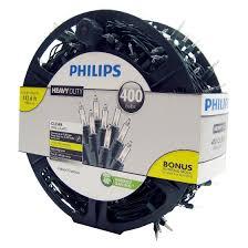 amazon com philips heavy duty clear mini lights 400 bulbs home