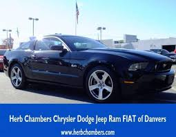 used 2014 ford mustang gt used 2014 ford mustang for sale westborough ma