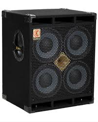 10 Guitar Speaker Cabinet Eden D 410 Xst 1000 W 4 X 10 Bass Speaker Cabinet With Horn Black