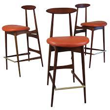 modern orange bar stools bar stools contemporary modern orange counter stools acceptable