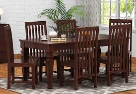 dining room sets for 6 6 seater dining table six seater dining table set india