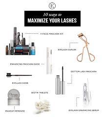 10 ways to maximize your eyelashes the everygirl