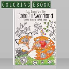 easy peasy coloring page forest animals coloring pages easy peasy and fun
