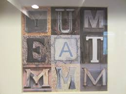 Letter Decoration Ideas by Wall Art Ideas Design Unique Imposing Letter Wall Art Home