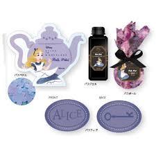 Bath Gift Sets Characters Shop Laughlaugh Rakuten Global Market Alice In