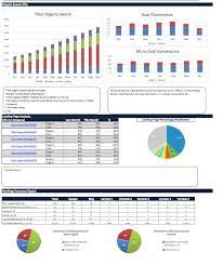 seo monthly report template seo report template our data studio seo report