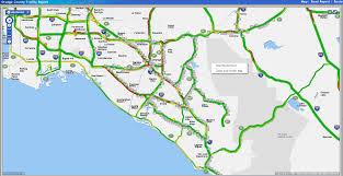 La Traffic Map Travel Current Reports