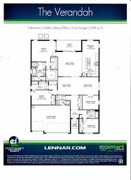 Lennar Independence Floor Plan The Country Club At Championsgate Residential Golf Homes New Home