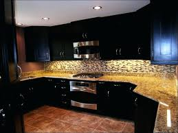 painting kitchen cabinets white without sanding stain kitchen cabinets black can you white ing er without sanding