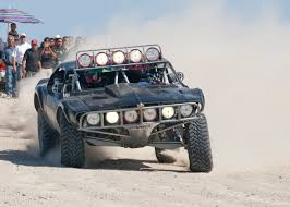 baja truck roger norman takes on baja with two very successful finishes