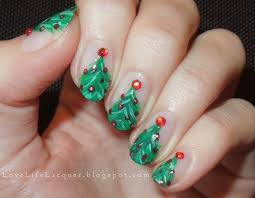 10 christmas acrylic nail art designs ideas trends u0026 stickers