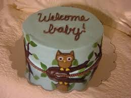 owl cakes for baby shower owl themed baby shower kathryn s cake shoppe