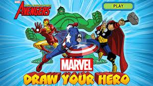 the avengers earth u0027s mightiest heroes games disney xd