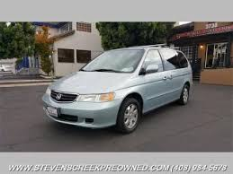 2003 honda odyssey minivan used 2003 honda odyssey for sale pricing features edmunds