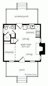 House Plans With In Law Suite Home Plans Homepw24182 412 Square Feet 1 Bedroom 1 Bathroom