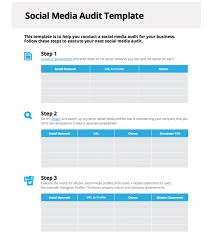 learn to create result oriented social media marketing plan template