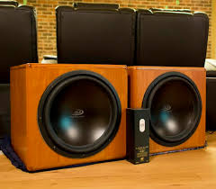 jl audio subwoofer home theater post your sub history avs forum home theater discussions and