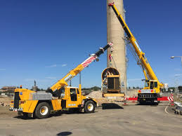 plant hire from andrews crane hire pty ltd in doonside nsw