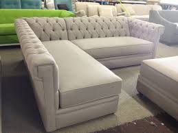 Tufted Sectional Sofa Chaise 25 Best Ideas Of Tufted Sectional Sofa Chaise