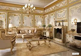 barock wohnzimmer barock italienische stilmöbel franca