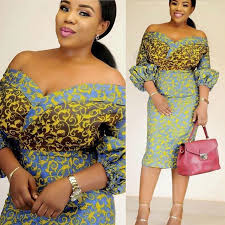 sweetest ankara dresses styles you should rock this month